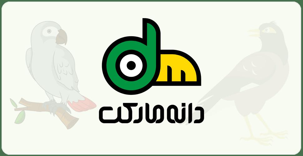 وب سایت دانه مارکت